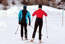 Comment freiner en ski de fond ?