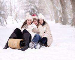 Les activités de montagne l'hiver